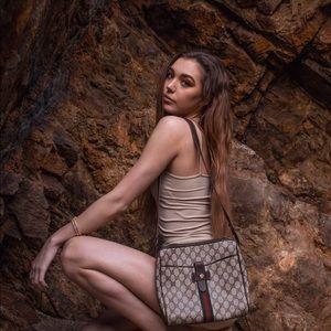 Authentic Gucci Shoulder/Crossbody Bag